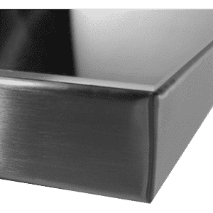 Protect your beautiful stainless steel top with this acrylic sheet