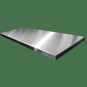 Extra tablette du bas en acier inoxydable 304