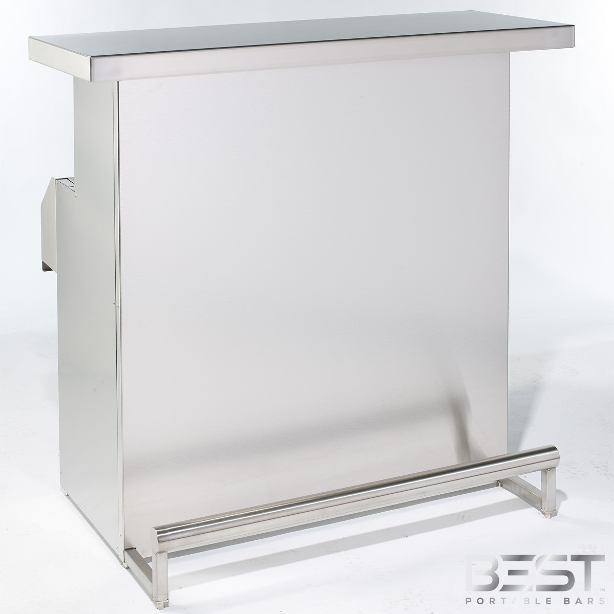 DELUX bar is the best portable bar with elegant 304 stainless steel finish