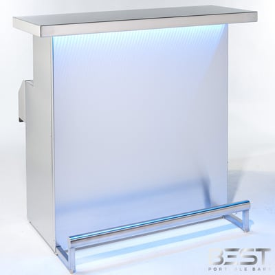 Deluxe Portable Bar By BEST